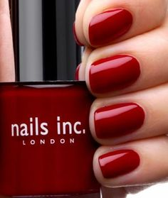 TATE is a classic red shade. Tate will bring sophistication to any look.