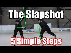 HockeyShot – Hockey Training BlogFive Steps to a Great Slap Shot - HockeyShot - Hockey Training Blog