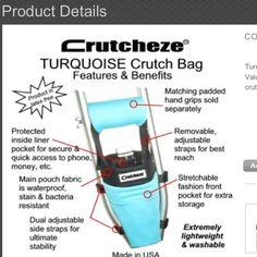 Crutch bag