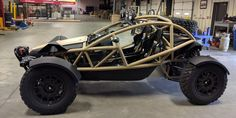 You Can Now Get An Ariel Nomad in America