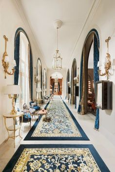 Chanel Returns To The Ritz   British Vogue