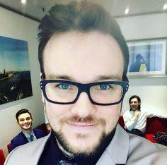 Richard ad his band mates