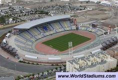 Estadio de Gran Canaria, UD Las Palmas, Spain