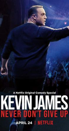 Watch Kevin James: Never Don't Give Up full hd online Directed by Andy Fickman. With Kevin James. Kevin James is back with a new stand-up special dishing on parenting, allergies, his fans, an Live Comedy, Comedy Tv, Faith Based Movies, Top Comedies, Marlon Wayans, Kevin James, Comedy Specials, Bo Burnham, The Mike