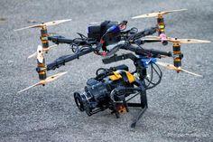 1DC DRONE TAKES FLIGHT