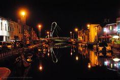 Saudades de Aveiro | Fotografia de ArtCunha Artesanato em Gesso  24451929 RJ | Olhares.com // Canais de Aveiro, Portugal. A Veneza portuguesa. #Aveiro #Portugal