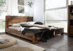 Palisander Möbel Bett 180x200 Sheesham Massivholz METRO LIFE #137 …