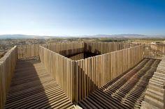 public space: Torre del Homenaje: Huéscar (Spain), 2007