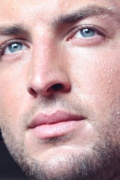 Such a Handsome Man..You can see the holy spirit in his eyes...