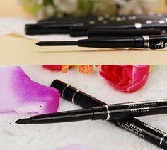 5pcs/lot Soft Black Waterproof Eyeliner Pencil Eyeshadow Delineador Sale HBM024 #Unbranded