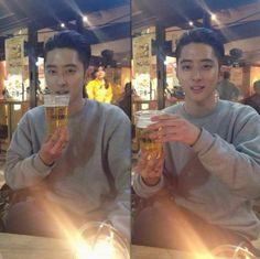 Kim Taehyung: Ugh he's so pretty Joker, Hyuna Red, Kard Bm, Dancehall, Hip Hop, Dsp Media, Kim Taehyung, Korean Group, Kpop