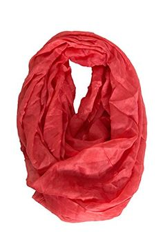 Calvin Klein Women's Solid Infinity Loop Scarf, Rose Calvin Klein http://www.amazon.com/dp/B00F8PD3V0/ref=cm_sw_r_pi_dp_.xvQvb1Q1GY7E