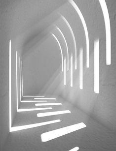 Blender CGI work with light rays using volumetrics Shadow Architecture, Minimal Architecture, Interior Architecture, Blender Architecture, Interior Design, Design Art, Design Ideas, Blender 3d, Shadow Photography