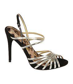 Sam Edelman Harlette PeepToe Sandals #Dillards