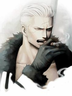 Smoker - One Piece,Anime
