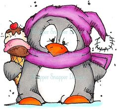 ws - Ice Cream Penguin - bjl