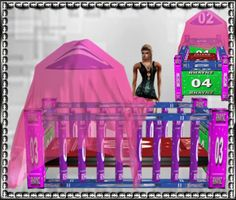 Baby Bed/Cradle Furniture Mesh. Zipped Folder Contains: CHKN File with instructions for quick and easy upload, Colored Textures and Opacity, .XMF and .XSF Files with upload Instructions. *Set as Derivable In Your IMVU Catalog*. For IMVU Catalog - Use On ONE Account Only. Do Not Resell, Gift, or Trad