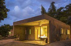 Loft Vivero: Casas de estilo Moderno por TACO Taller de Arquitectura Contextual