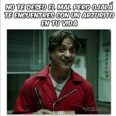 Read from the story Memes la casa de papel by ShiroViBrittania (Chūya el chaneque) with reads. Crazy Mind, Actor Photo, Read News, Trending Topics, Movies And Tv Shows, Laughter, Funny Memes, Nairobi, Humor