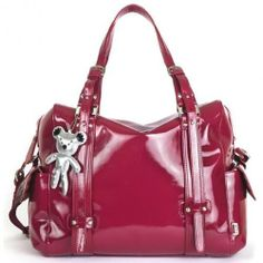 My lovely changing bag :)  Il Tutto Nico Berry by Il Tutto,