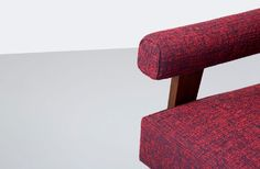 Red and blue from Kvadrat / Raf Simons