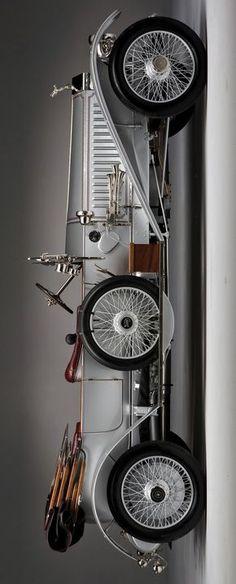 1915 Rolls Royce Silver Ghost L-E Tourer
