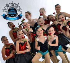 Take time to smell the roses! #dance #smelltheroses #allsmiles #itsgreattobeajcd #colbycenterfordance #colbydancepride #teamwork #dancefamily #wonderfulwednesday