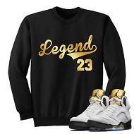 "/""LEGEND 23/"" T-Shirt to Match Retro 10 /""CHARLOTTE/"""