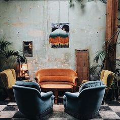 Perfect place for chill : Le comptoir General Paris