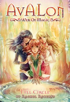 Avalon: Web of Magic Series (Book 12)best book ever!!