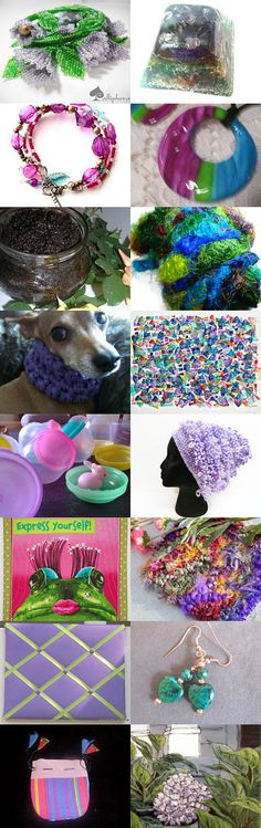 SIMPLY LOVELY !!..............Gratitude Treasury by Pat Peters on Etsy--Pinned with TreasuryPin.com