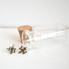 Brass Fleur De Lis, $18, now featured on Fab.