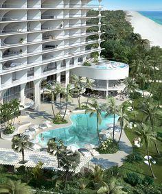 An Exquisite Miami Property. - Dujour