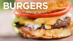 Want to make a restaurant-level burger at home? You can with this step-by-step class: https://www.chefsteps.com/classes/burgers/landing#/  Welcome to the ChefSteps Burger Class, where you'll find everything you need to create a restaurant-quality sandwich (plus fries, chips, and other sides). Whether it's a snappy mushroom patty augmented by caramelized onions, or a beefy burger topped with ChefSteps Ketchup and Mayo No.4, this class will walk you through each step to mastering a…