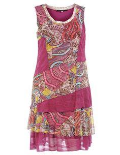 FA CONCEPT - Patchwork dress - navabi