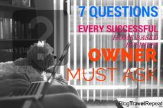 In today's market place you have got to learn how to set yourself up for success. And asking better questions will give you better answers thus proving you with the outcome you are looking for. So today we are going to be evaluating 7 questions that you must ask yourself if you wish to become a successful home based business owner…