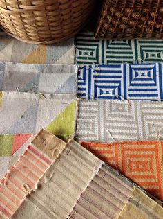 Joe Ruggiero's Country Color collection for Sunbrella