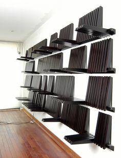 Originally designed in 1997, the Piano shelf has remained a signature example of Errazuriz's simple paradigm-shifting creativity.