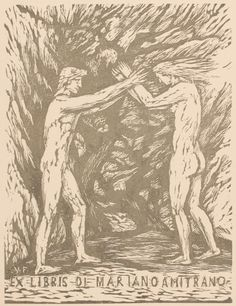 Art-exlibris.net - ex libris di Valerio Fraschetti per Mariano Amitrano