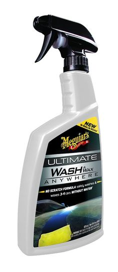 Automotive Wash and Wax Meguiar's G3626