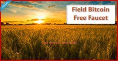 Field Bitcoin Faucet