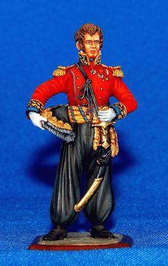 Французский генерал Кастелла  ММС
