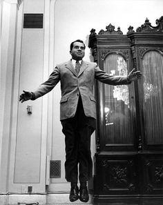 Philippe Halsman, Richard Nixon, 1955