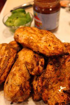 Quick Grilled Fajitas