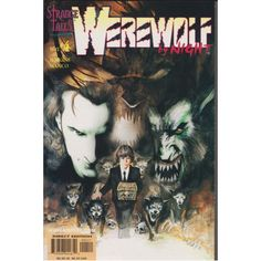 WEREWOLF BY NIGHT #4 | Strange Tales | 1998 | VOLUME 2 | MARVEL | $4.20