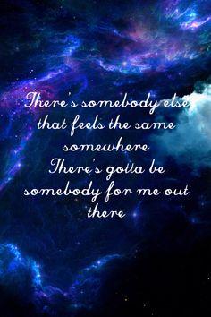 Nickleback - Gotta Be Somebody