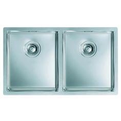 CHIUVETA DE BUCATARIE ALVEUS COLECTIA QUADRIX BLACK 220- F ,MONTAJ LA NIVELUL BLATULUI DIN INOX - Iak Washing Machine, Home Appliances, House Appliances, Appliances