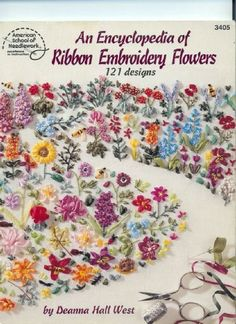 Encyclopedia of Ribbon Embroidery Flowers | Scribd