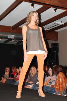 Jules Boutique Spring Fashion Show 2012