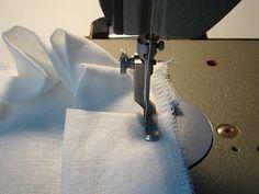 Приспособление для шитья складочек